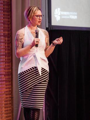 Women's Leadership Forum Keynote