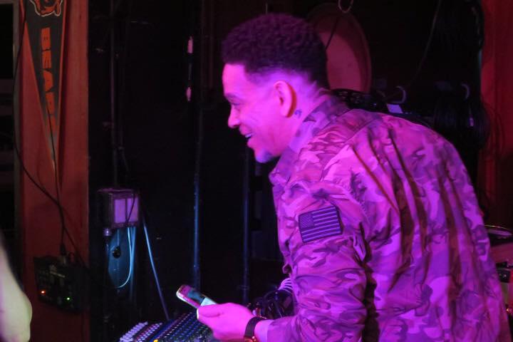 DJ Michael Alexander aka Mozaic Sounds l
