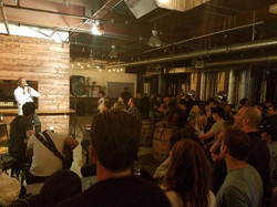 Live from the Tap Room _ stand up comedy