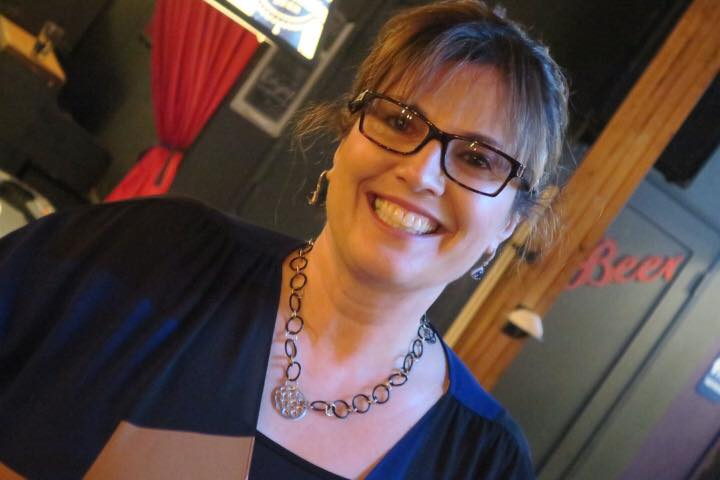 Comedian Stephanie Blum