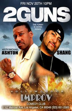 Hollywood Improv Shang
