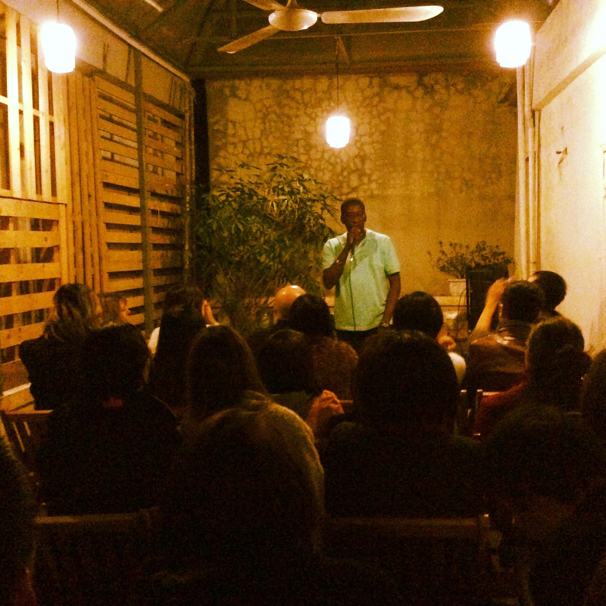 Comedy in Hanoi, Vietnam