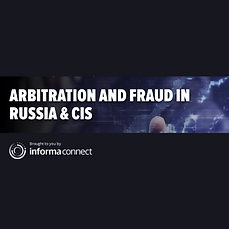 Arbitration and Fraud Russia & CIS_500x5