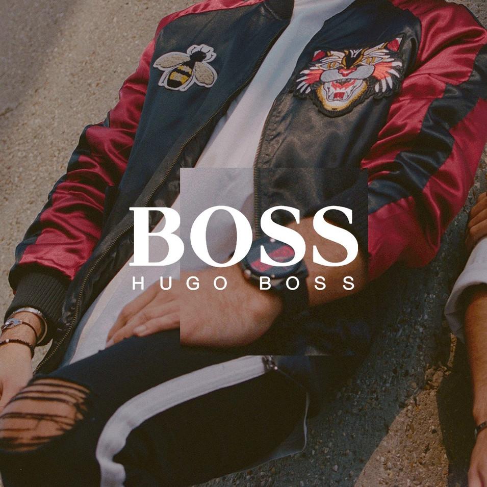 • Hugo Boss
