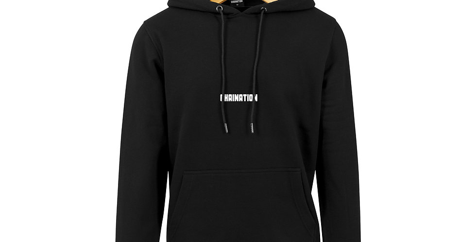 Hoodie Noir Make it shine