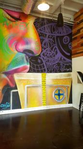 Artifex Mural - SAIR