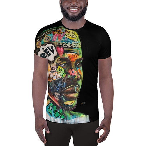 Nou La - All-Over Print Men's T-Shirt