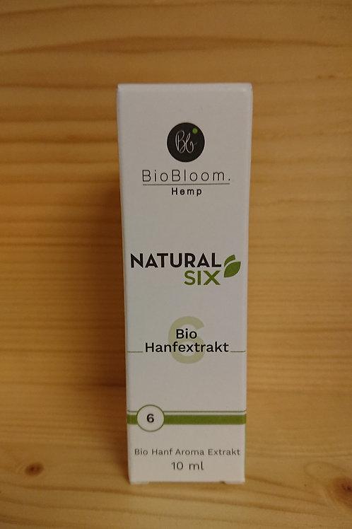 Bio CBD Hanfextrakt 6%