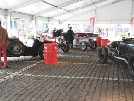 Antwerp Classic Car Events 2016