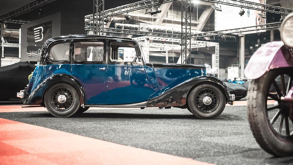 Daimler 15HP 1936