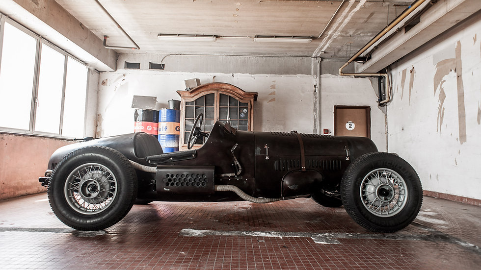 Daimler SS 1937