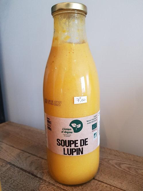 Soupe de lupin
