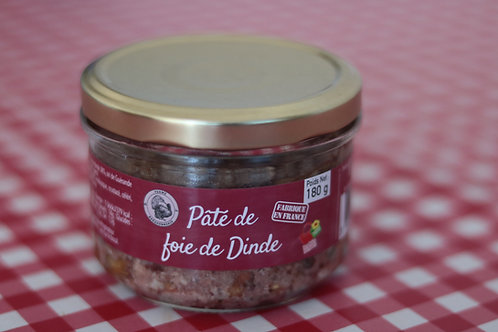 Pâté de foie (180 gr)