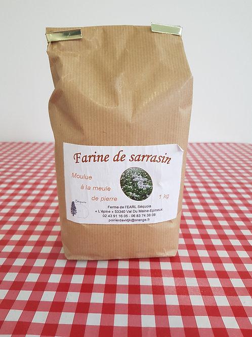Farine de sarrasin