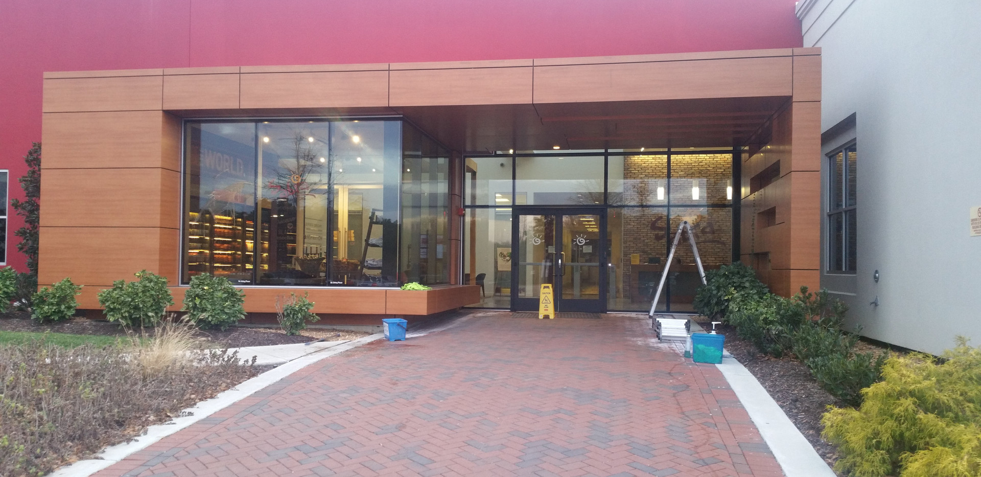 Commercial window cleaning, Jacksonville Florida