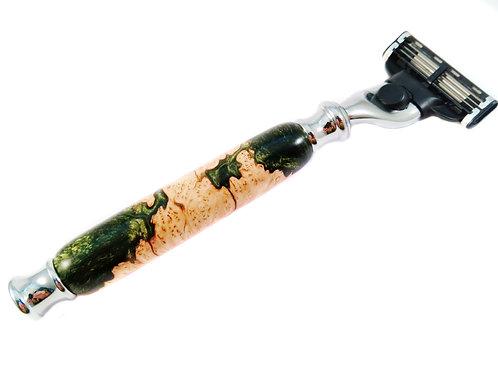 Forest green Hybrid wood Mach 3