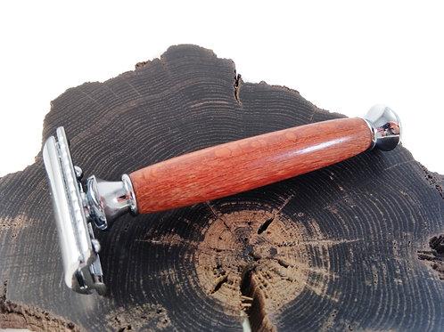 Lacewood double edged wood razor