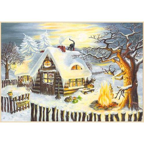 Grimm's Fairytales Advent Calendar ~ Germany