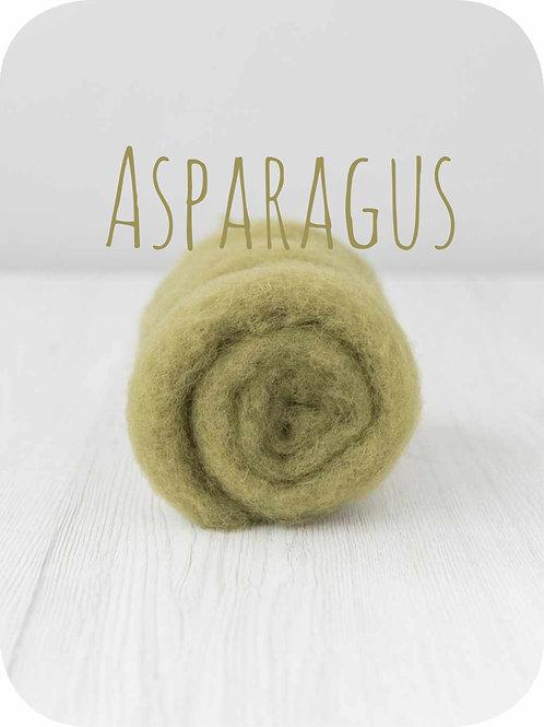Maori Wool-Asparagus
