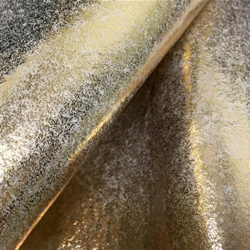 Metallic Gold Felt