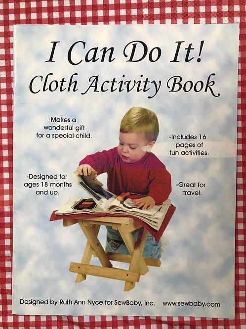 I  am Do It Cloth Activity Book