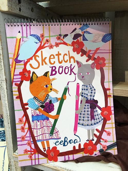 Drawing Cats Sketchbook