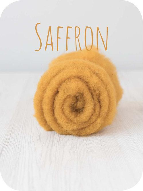 Maori Wool-Saffron