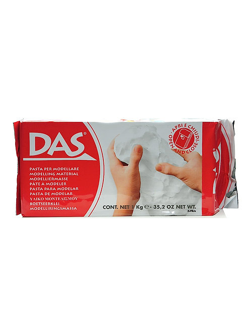 Air Hardening Modeling Clay by Das