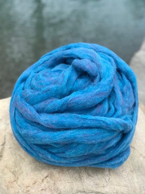 Bilberry Bulky Corriedale Wool
