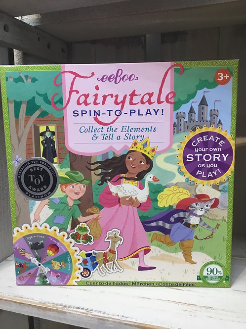 Fairytale Spin-To-Play