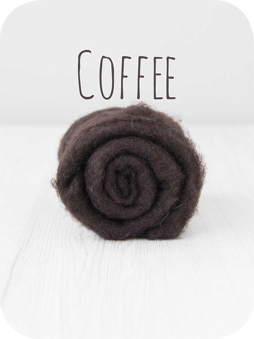 Maori Wool-Coffee