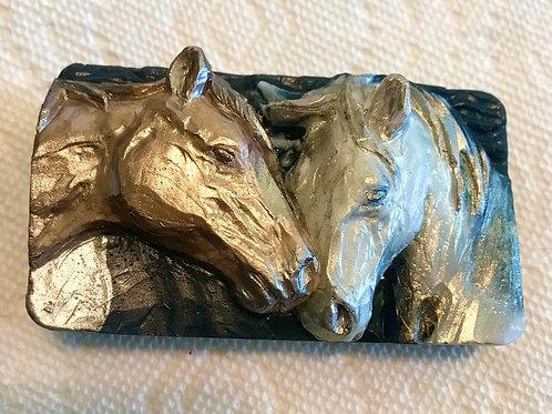 Horses Soap