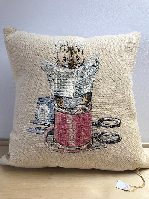 Belgian Woven Pillow