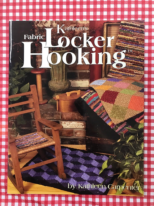 Fabric Locker Hooking