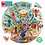 Thumbnail: Crazy Bug Bouquet 500 Piece Round Puzzle