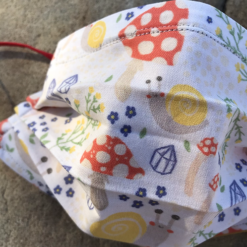 Fabric Facemask by Fire-fly_lights