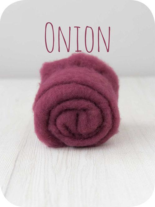 Maori Wool-Onion