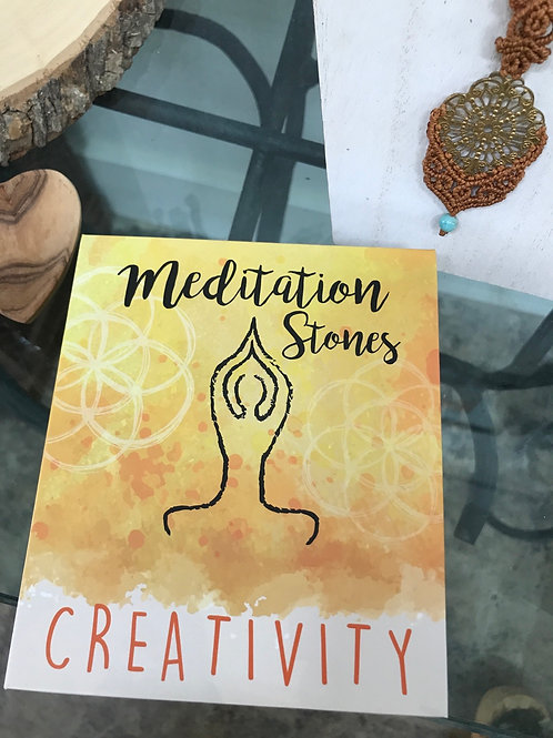 Meditation Stones- Creativity