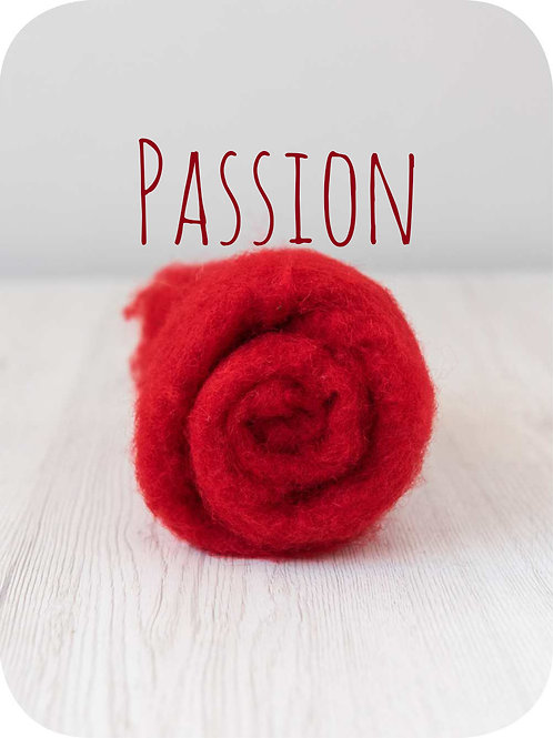 Maori Wool-Passion
