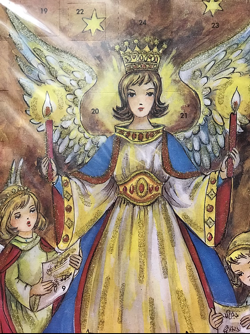 Angel Advent Calendar