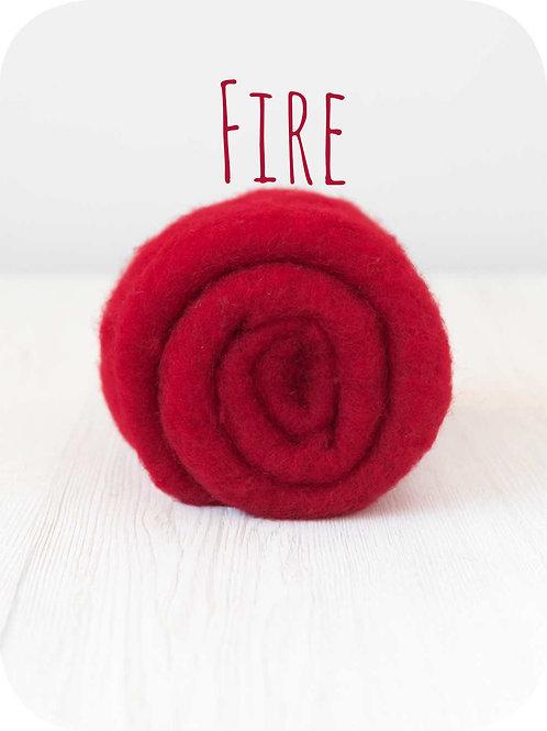 Maori Wool-Fire