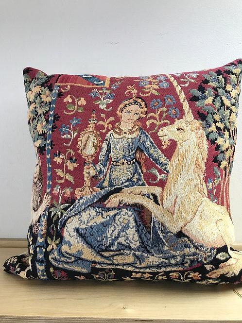 Belgian Woven Pillow Case