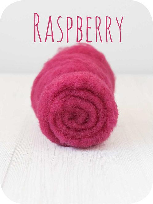 Maori Wool-Raspberry