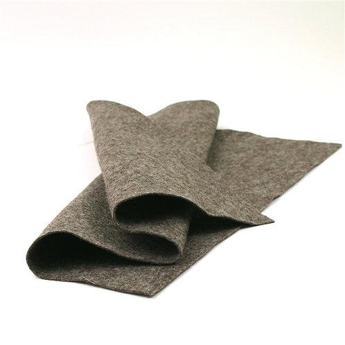 Heather Brown Wool Sheet
