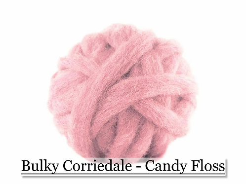Candy Bulky Corriedale Wool