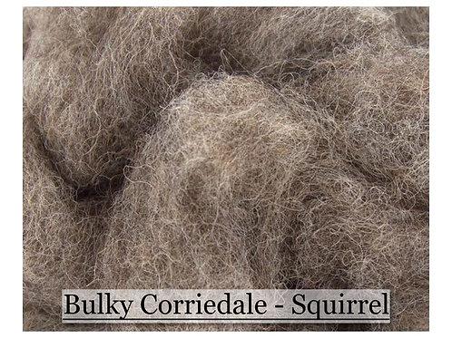 Squirrel Bulky Corriedale Wool