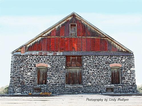 """""""Rust & Stone"""" by Cindy Medlynn"""