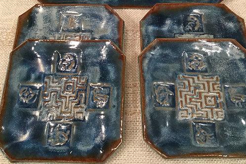 Joan Newton Pottery-Sushi Plates