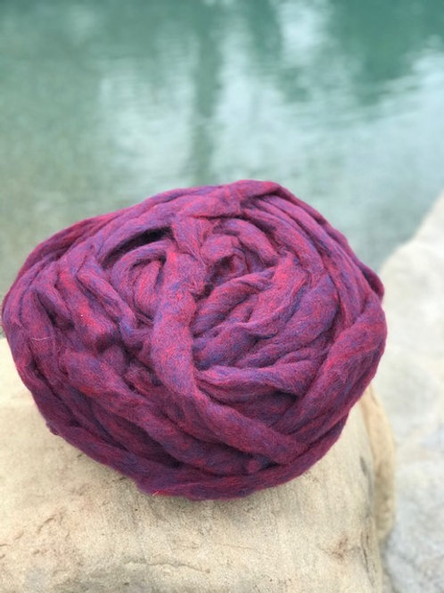 Forest Fruits Bulky Corriedale Wool