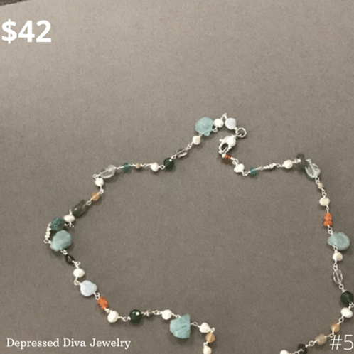 Handmade by Hillary-Depressed Diva Jewelry
